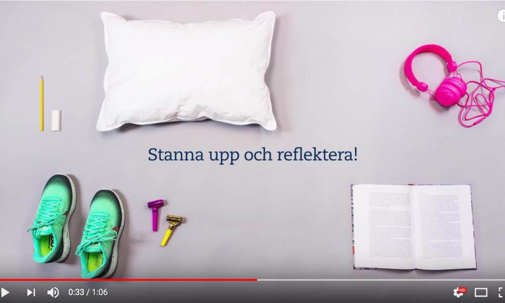 Film för Stockholms universitets lärarprogram
